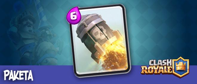 Clash Royale Ракета