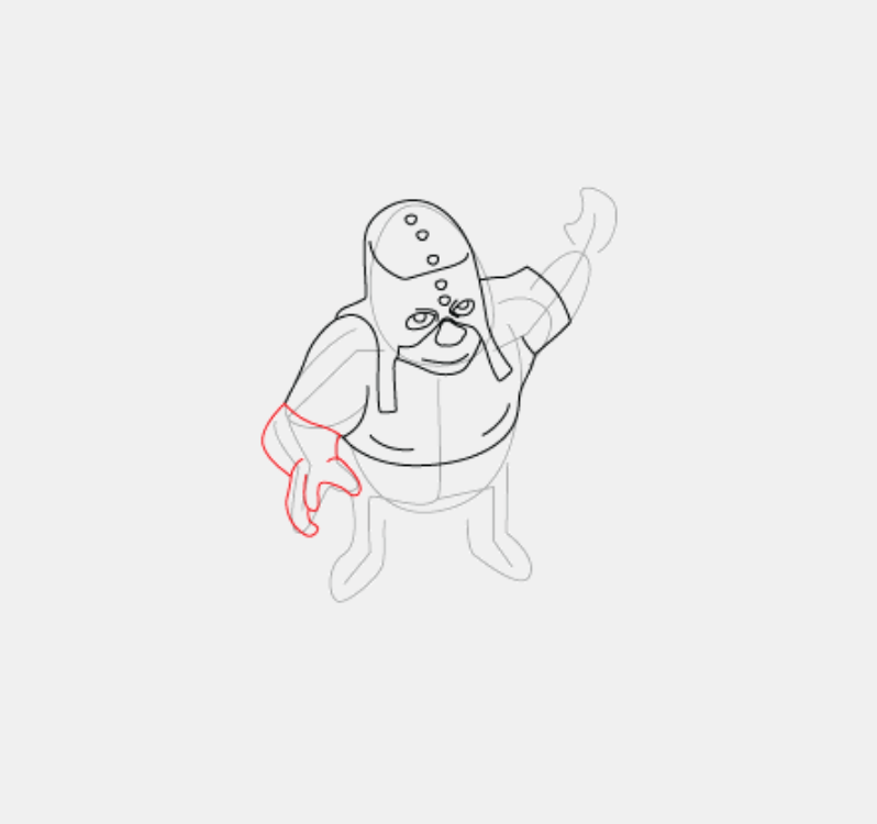 Правая рука Экзекутора