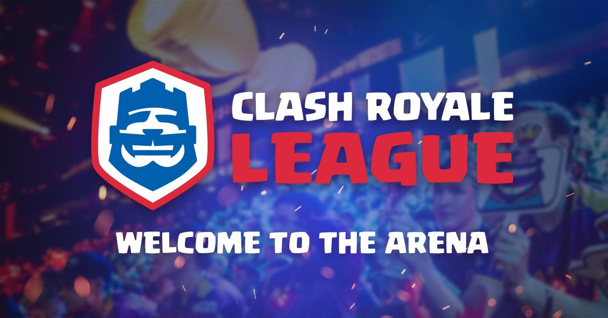 Clash Royale league announcement