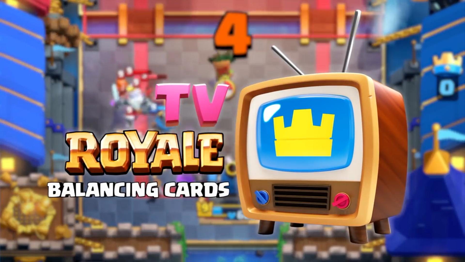 Балансировка карт в Clash Royale