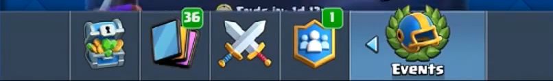 Events icon Clash Royale