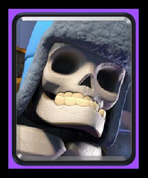 Giant Skeleton/ Гигантский скелет - Clash Royale