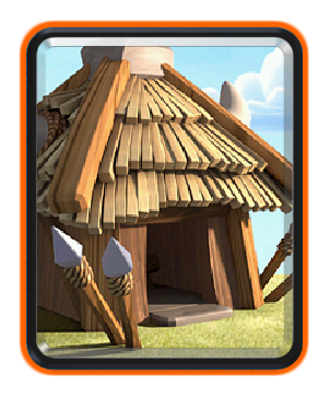 Goblin Hut/ Хижина гоблинов - Clash Royale