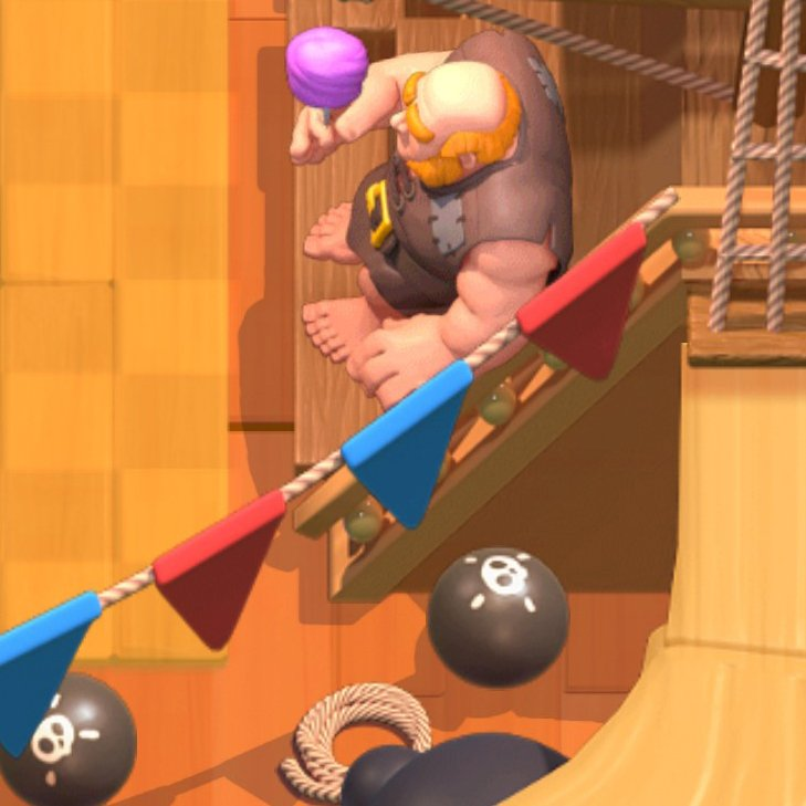 Новая пиратская арена в Clash Royale